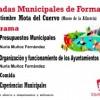 Jornadas Municipales de Formación