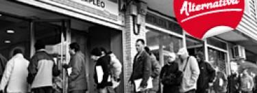 """Izquierda Unida califica de """"alarmantes"""" los datos de paro en la provincia de Cuenca"""