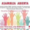 Asamblea abierta Izquierda Unida: Lunes 18 a las 20h en la sede de Iu.