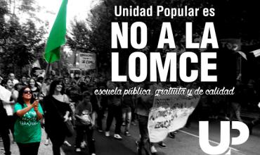 #LomceNoEduca