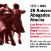 24 de enero, 39 aniversario del asesinato de los 'Abogados de Atocha'