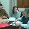 La Diputada provincial de Izquierda Unida visita el Ayuntamiento de Motilla