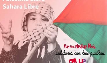 Por un #NuevoPaís solidario con los pueblos.