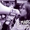 """Moción """"8 de marzo Sin IGUALDAD no hay DEMOCRACIA"""""""