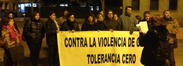 Texto concentración contra la violencia machista: Lunes de luto 14 de marzo 2016