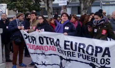 Cuenca contra el preacuerdo UE-Turquia sobre las personas refugiadas