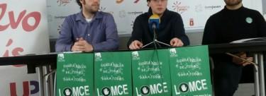 IU-CLM pone en marcha una recogida de firmas para que el gobierno regional paralice la LOMCE.