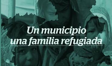 IU-CLM lanza la campaña UN MUNICIPIO, UNA FAMILIA REFUGIADA.