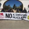 """IU-CLM participa en la 7ª Marcha contra el ATC: """"Estamos convecidos que es la última."""