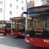 Izquierda Unida rechaza la subida de las tarifas del autobús.