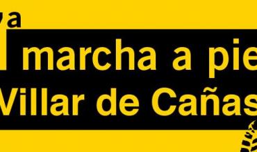 7ª marcha a pie a Villar de Cañas.