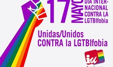 17 de mayo Día Internacional contra la LGTBfobia