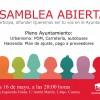 Asamblea abierta IU Lunes 16 a las 20h