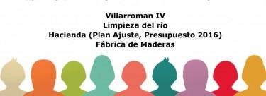 Asamblea abierta IU Cuenca lunes 5 a las 20.30h ¡te esperamos!