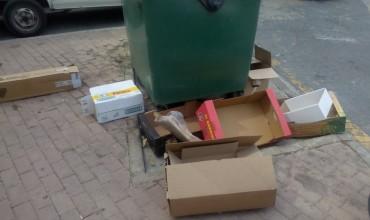 IU propone una modificación de la tasa de basuras «para que pague más quien más tiene»