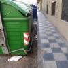 Las empresas de limpieza y recogida de basuras están actuando sin contrato.