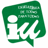 Izquierda unida suspende al gobierno de García-Page en políticas educativas.