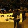 X aniversario concentraciones contra la violencia machista en Cuenca.
