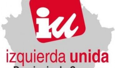 IU Cuenca provincia presenta alegaciones a los presupuestos regionales.