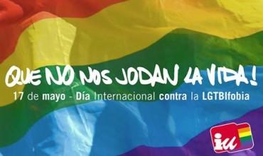 17 de mayo, Día Internacional contra la #LGTBIfobia.
