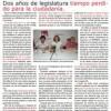 Boletín informativo julio 2017: Dos años de legislatura.