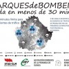 IU no faltará el jueves a las 18h en la segunda movilización convocada por los bomberos del Ayuntamiento y Diputación, para exigir #MásParquesDeBomberos