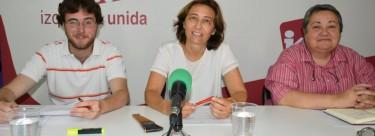 IU rechaza las cuentas presentadas por Aguas de Cuenca S.A.