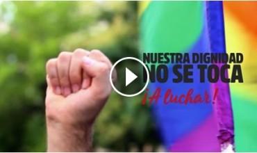 #28j Nuestra dignidad NO SE TOCA ¡A luchar!