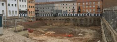 IU presentan alegaciones al estudio de viabilidad del parking de Astrana Marín.