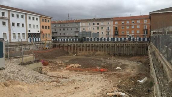 IU recuerda que ningún otro grupo político, representado o no en Pleno, se opuso a las condiciones exigidas por el parking de Astrana Marín