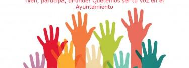 Asamblea abierta de Izquierda Unida: 8 de enero de 2018.
