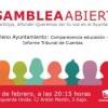 Asamblea local: Lunes 5 de febrero a las 20.15h.