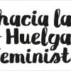 A las mujeres de IU: ¡Huelga, huelga, huelga feminista!