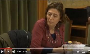 Vídeo intervención Ana Cruz- Moción IU de apoyo a la Huelga Feminista Pleno 07.02.18