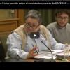 Vídeo de Ana S en la intervención sobre el inexistente convenio de DAVECON – Pleno 07.03.18
