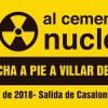 NO al cementerio nuclear, ni en tu pueblo ni en el mio