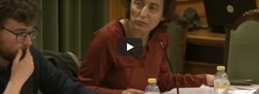 Vídeo: Moción de IU para la reforma de la Ley Electoral de C-LM Pleno 08.05.18 – Ana C