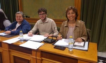 """Izquierda Unida califica la concesión de la obra del parking de Astrana Marín a la empresa Herce IRC como """"bochornosa"""""""