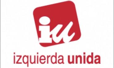 Izquierda Unida quiere un debate abierto de programa municipal, con Podemos, Equo y con toda la sociedad.