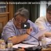 Desde IU defendemos la municipalización del servicio de limpieza de colegios – Pleno 04.07.18