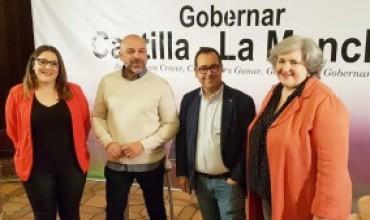 Izquierda Unida y Podemos manifiestan su voluntad de confluir para las elecciones de 2019 en Castilla-La Mancha.
