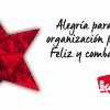 Feliz y combativo 2019 – Carta de Alberto Garzón Espinosa, Coordinador Federal de IU