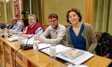Izquierda Unida avala nuevamente la labor de su grupo municipal saliente en Cuenca
