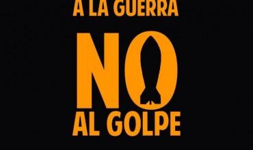 CONCENTRACIÓN en Cuenca en apoyo al pueblo venezonalo