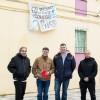 """El candidato de Izquierda Unida, Pablo García, se reúne con la Asociación de Vecinos de """"La Paz"""""""