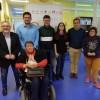 Izquierda Unida, de la mano de su candidato Pablo García, recoge las propuestas de CLM Inclusiva.