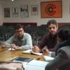 IU y CCOO Cuenca analizan la situación política, económica y social de la provincia.