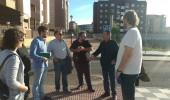 Izquierda Unida pide a los grupos municipales que aclaren si las y los residentes del Cerro de la Horca tendrán que pagar la obra