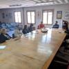 Izquierda Unida-PCAS traslada a CCOO sus propuestas de desarrollo del suelo industrial en Cuenca.