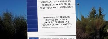 Izquierda Unida-PCAS plantea la apertura del vertedero de escombros de la Diputación para evitar los vertidos en descampados